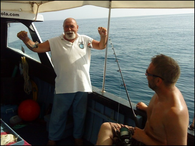 Aventura Malaga - Fisketur i Fuengirola